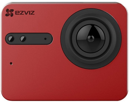 Camera EZVIZ Ezviz S5 Red - 4K / 15FPS / 16MP