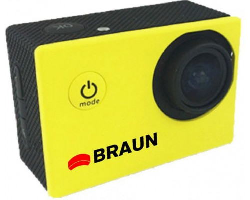 Braun Phototechnik Paxi Young HD yellow (paxiyoungzo)