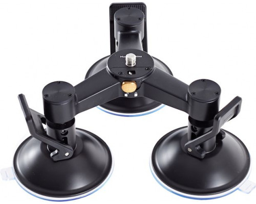 DJI Base for Osmo with triple suction cup