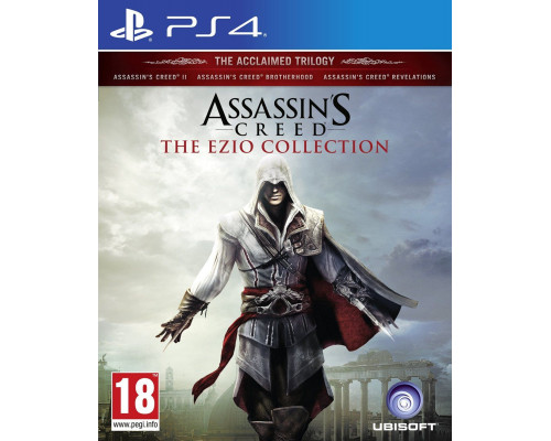 PS4 Assassin's Creed: The Ezio Collection