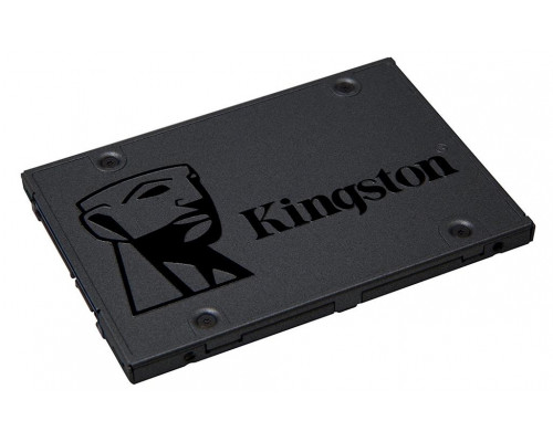 Kingston A400 120 GB, SSD form factor 2.5