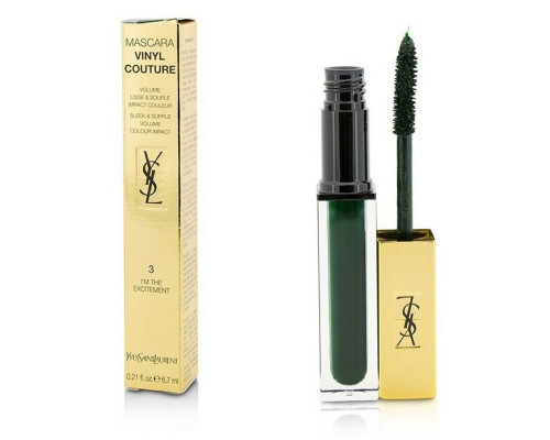 YVES SAINT LAURENT Yves Saint Laurent Vinyl Couture 3 I'm The Excitement 6.7ml