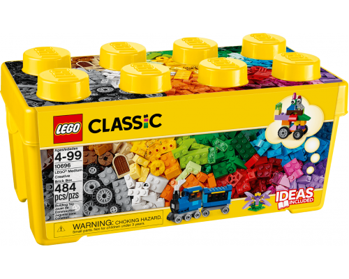 LEGO Classic Creative blocks medium box (10696)