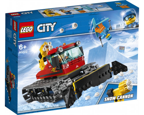 LEGO CITY Tracked plow (60222)