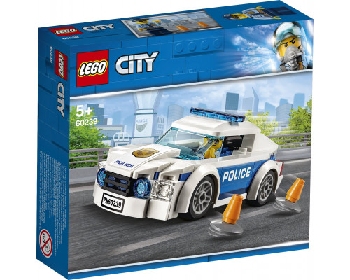 LEGO CITY Police Car (60239)