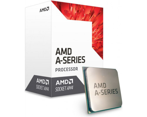 AMD A12 9800E, 3.1GHz, BOX