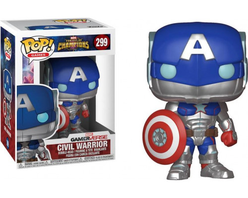 Funko POP! CONTEST OF CHAMPIONS: CIVIL WARRIOR