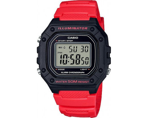 Casio Watch Sport W-218H -4BVEF