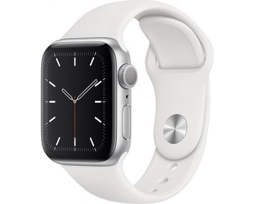 Apple Watch 5 GPS+Cellular 44mm Stainless Steel  (MWWF2FD/A)