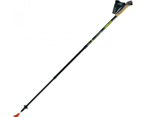 Gabel nordic walking Carbon XT 3S-100 czarne (700835141)