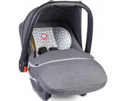 Lionelo  0-13 kg LO-NOA PLUS Grey Scandi