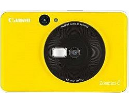 Canon Canon ZOEMINI C digital camera yellow