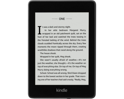 Amazon Kindle Paperwhite 4 Waterproof (B07CXG6C9W)