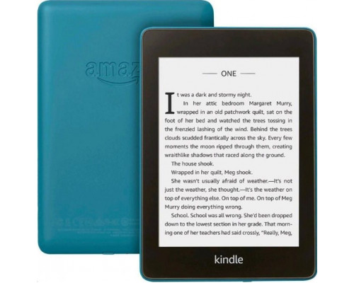 Amazon Kindle Paperwhite 4 32GB Waterproof Blue Reader (with ads)