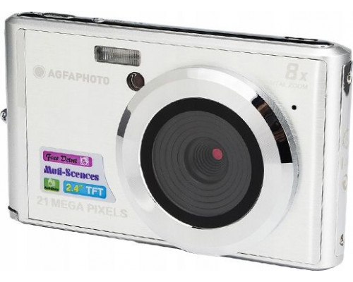 Agfa Compact DC 5200 digital camera white