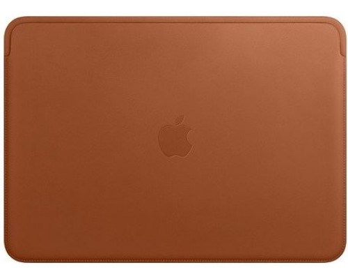 """Apple Case Leather Sleeve for MacBook Pro 13 """"brown (MRQM2ZM / A)"""