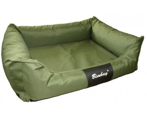 BIMBAY Lair Couch Impregnat lux no. 2 green 80x65