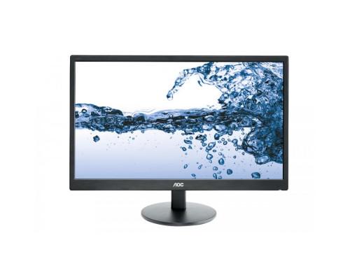 Monitor AOC E2270SWHN 21.5inch, D-Sub/HDMI