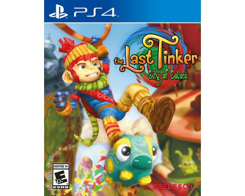 LAST TINKER: CITY OF COLORS PS4