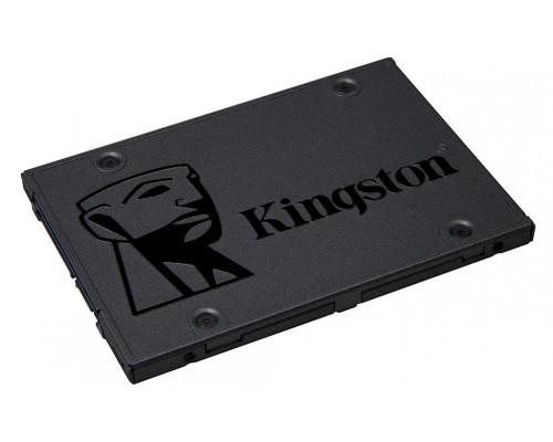 Kingston A400 120 GB, SSD form factor 2.5