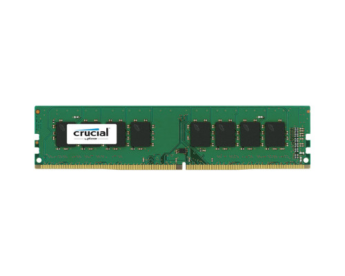 Crucial 4GB 1600MHz DDR3 CL11 1.35V, Single rank