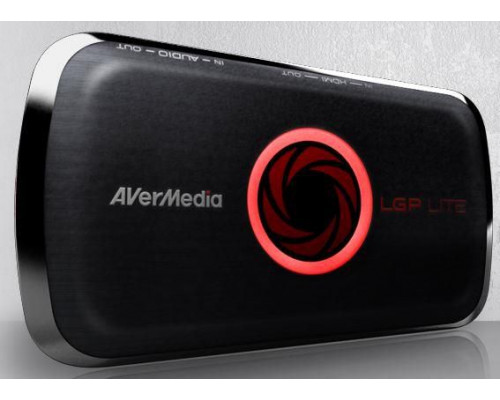 AVerMedia Live Gamer Portable Lite (61GL3100A0AC)