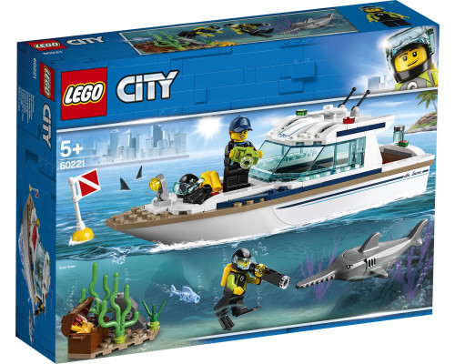 LEGO CITY Yacht (60221)