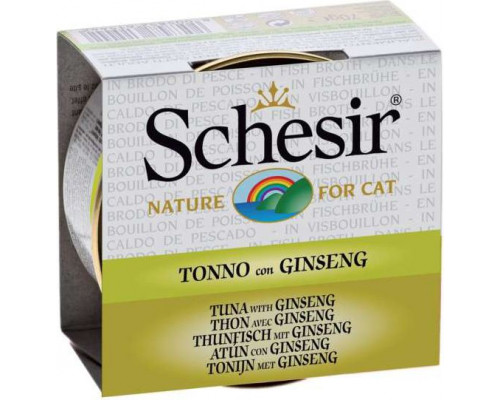 Agras Delic SCHESIR CAT 5x70g can GINDING TUNA