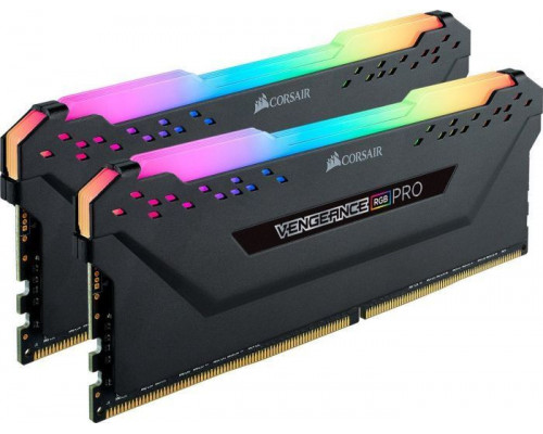 Corsair Vengeance RGB PRO, DDR4, 32 GB,3000MHz, CL16