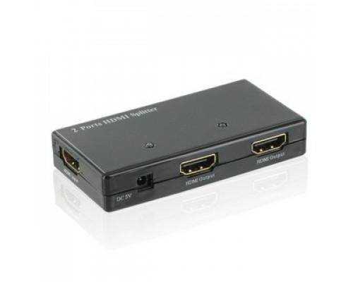 4World Splitter HDMI 1x2, HDMI 1.3b (06935)