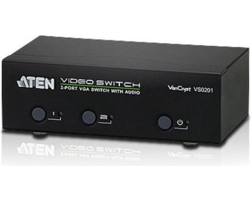 Aten 2  Switch VGA (VS0201-AT-G)