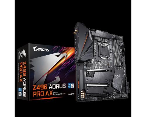 Gigabyte Z490 AORUS PRO AX (9MZ49PROW)