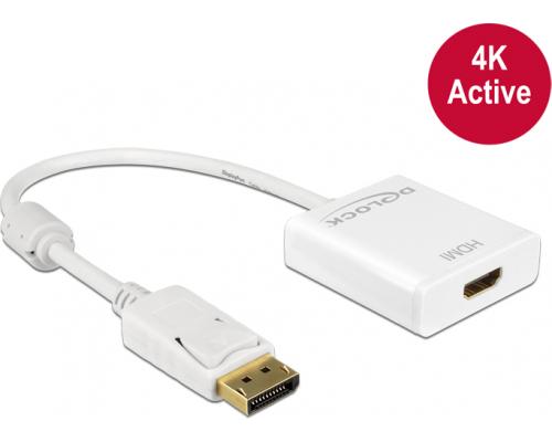 Delock DisplayPort - HDMI 0.2m (62608)