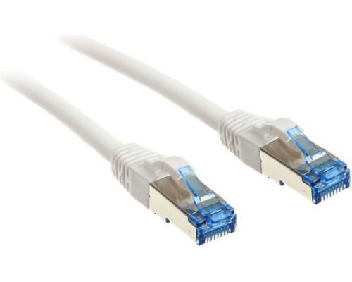 InLine Patch kabel sieciowy Cat.6A, S/FTP (PiMf), 500MHz, , 7,5m (76807W)