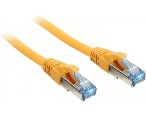 InLine Patch kabel sieciowy Cat.6A, S/FTP (PiMf), 500MHz, 10m (76800Y)