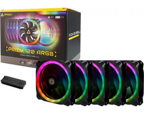 Antec Prizm 120 ARGB 5-pack (0-761345-77512-0)
