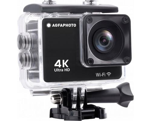 AgfaPhoto Sports Camera 4k 20MP Wifi + Accessories
