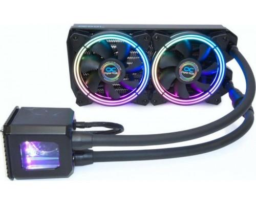 Alphacool Eisbaer Aurora 240 CPU Komplett-Wasserkühlung - Digita