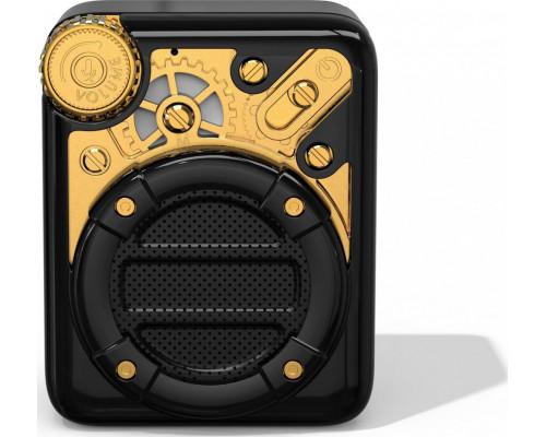 DIVOOM ESPRESSO speaker - black - Gonik Bluetooth