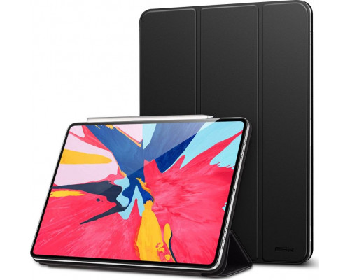 Case for ESR Magnetic Yippee Ipad Pro 12.9 2018 Black