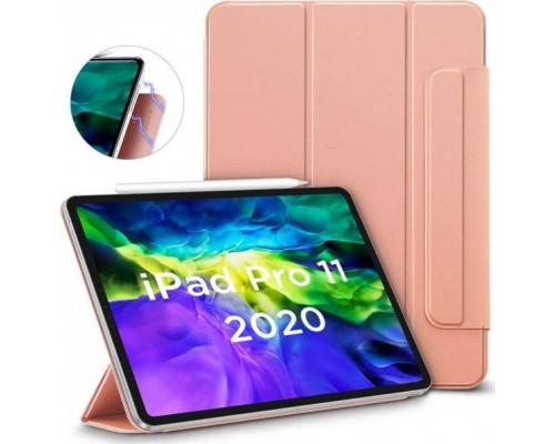 Case for ESR REBOUND MAGNETIC IPAD PRO 11 2018/2020 ROSE GOLD tablet