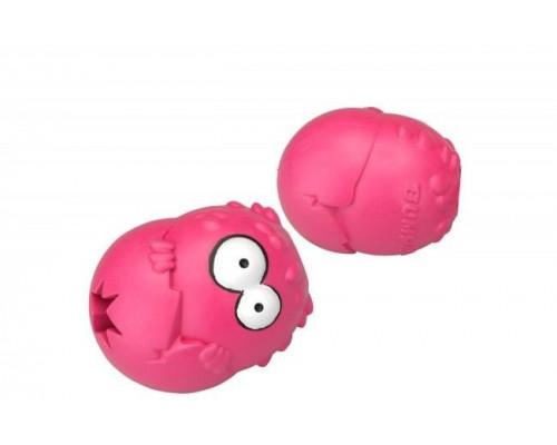 Suņu rotaļlieta EBI Coockoo Bumpies Toy Pink/Strawberry M 7-16kg 8.5x6.8x5.8cm