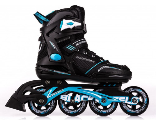 Blackwheels Slalom black / blue skates, size 42